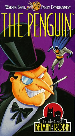 The Adventures Of Batman Robin The Penguin Vhs Dc Animated Universe Fandom Powered By Wikia