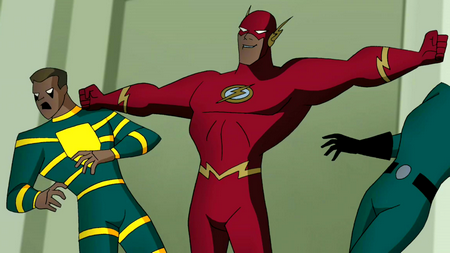 Image - Flash display.png | DC Animated Universe | Fandom powered ...
