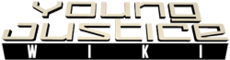 Young Justice Wiki wordmark