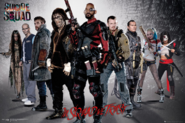 GB Posters - Suicide Squad Group Maxi Poster