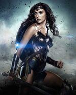 Wonder Woman Gal Gadot-poster