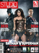Studio Ciné Live - Batman v Superman Dawn of Justice cover
