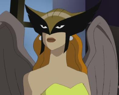 Hawkgirl (JLU) | DC Hall of Justice Wiki | Fandom powered ...