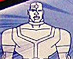 Cyborg  JLU  Justice League Unlimited Cyborg