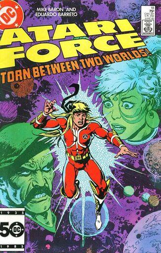 Atari Force Vol 2 18