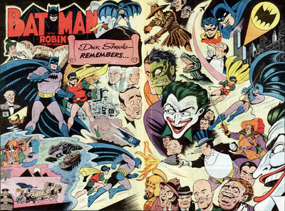 Bat Dick Sprang Remembers