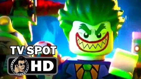 THE LEGO BATMAN MOVIE Extended TV Spot - Build A Hero (2017) Animation Comedy Movie HD