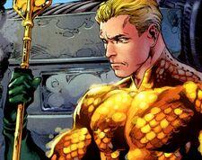 Aquaman Trident comics