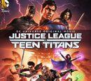 Justice League vs. Teen Titans