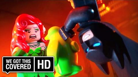 "The LEGO Batman Movie ""Villains vs. Batman"" Extended Clip HD Zach Galifianakis, Will Arnett"