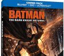 Batman: The Dark Knight Returns Part 2 Home Video