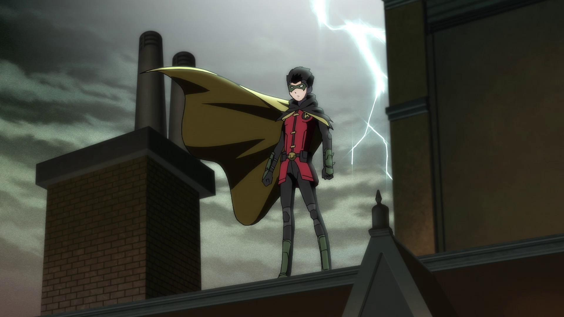 Image - Son of Batman - Robin 02.jpg | DC Movies Wiki ...