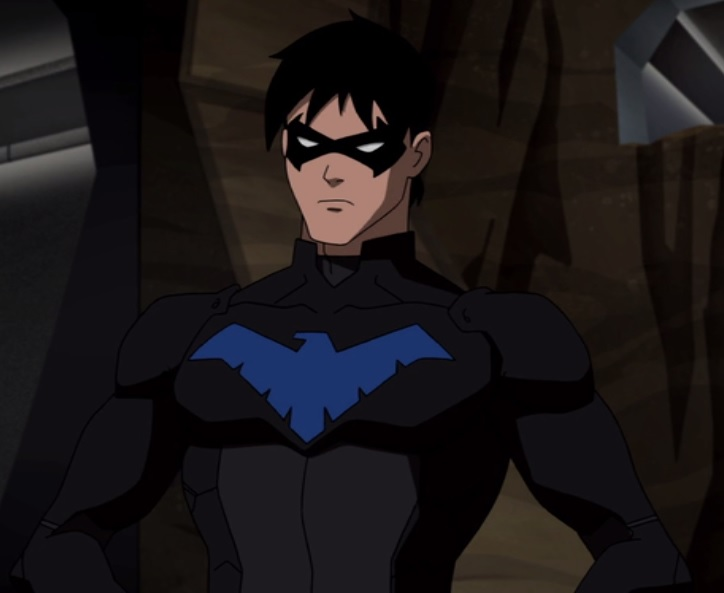 Image robin young justice jpg dc movies wiki fandom powered by wikia - Pictures of nightwing from young justice ...