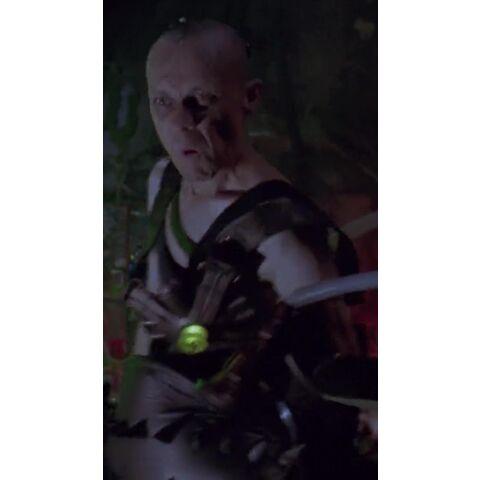 Michael Reid McKay as Antonio Diego