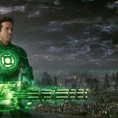 Hal makes a gattling gun.