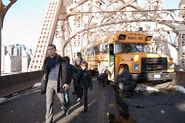 John Blake Orphans bus