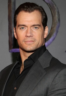 henry cavill young