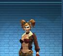 Exobyte Data: Bombshell Harley Quinn