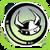 Icon Emblem 018 Green