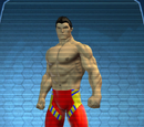 Kryptonian Flexsuit
