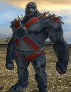 Gorilla Lieutenant
