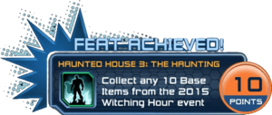 Feat - Haunted House 3 - The Haunting