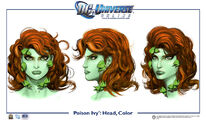 PoisonIvy head color