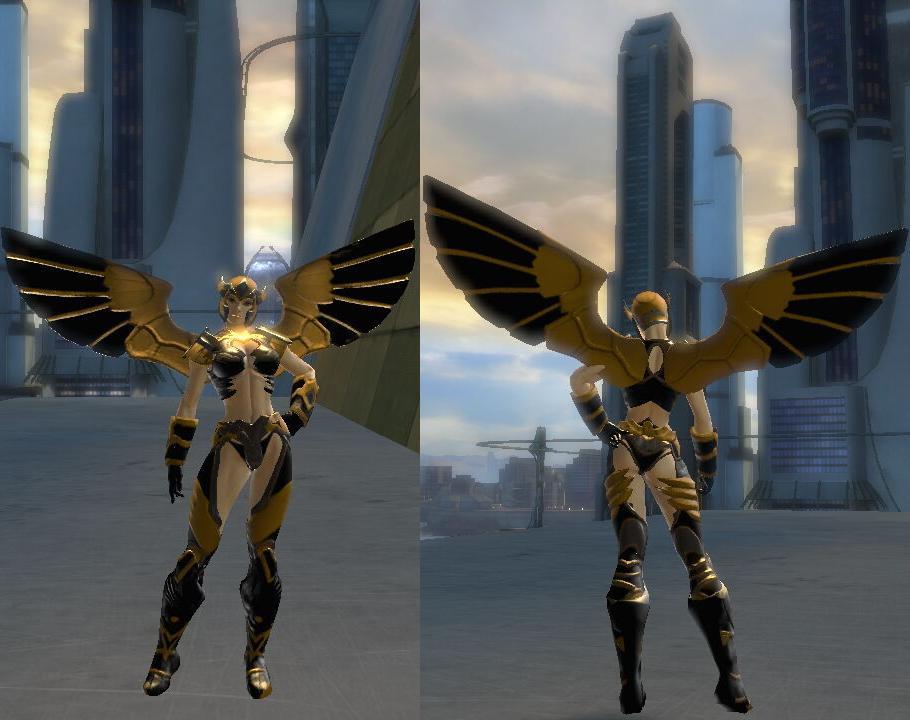 Image - SeraphFemale.jpg DC Universe Online Wiki Fandom powered by ...