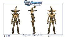 Scarecrow body