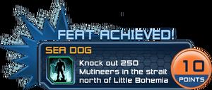 Feat - Sea Dog