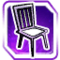 BI Chair Purple