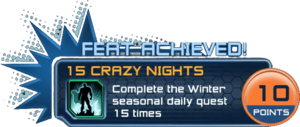 Feat - 15 Crazy Nights