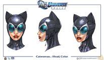 85412 dc con icnchar catwoman head color