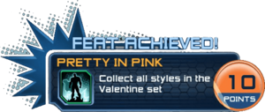 Feat - Pretty in Pink