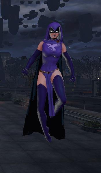 bounty  raven