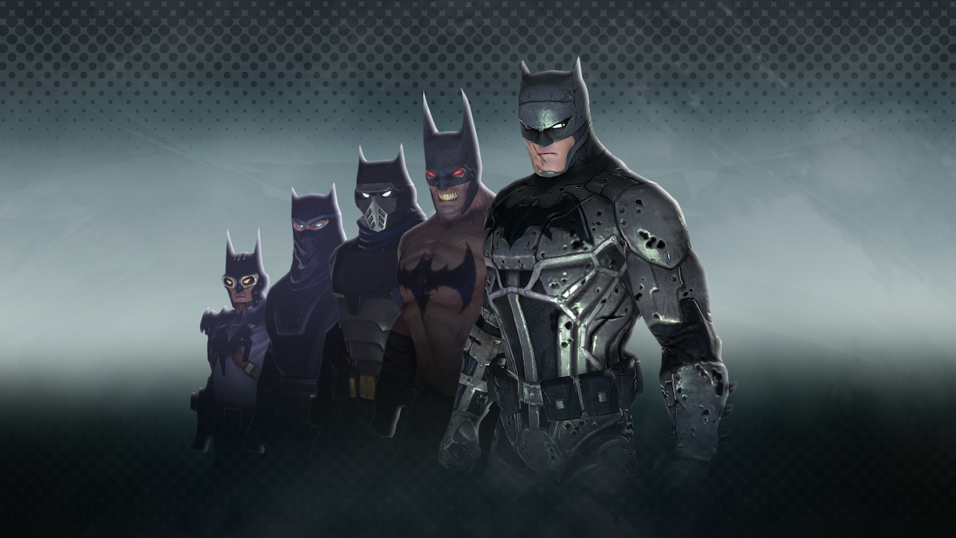 GCPD Batman DC Universe Online Wiki Fandom Powered By