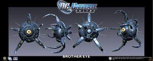 84819 DC ren icnChar BrotherEye modelsheet