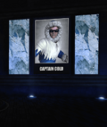 Captain Cold Poster - Flash Museum Burglary