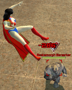 Bestiamorph Berserker charge