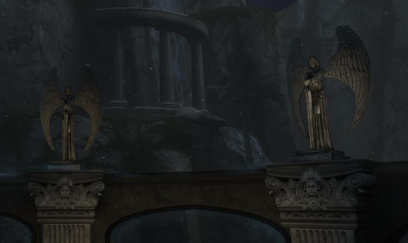 angel of justice statue dc universe online wiki fandom