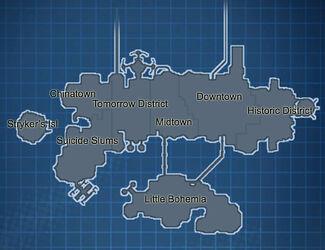 MetropolisDistricts