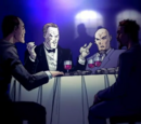 Gotham City Organized Crime Family