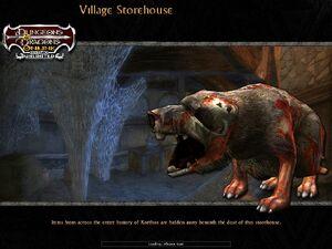 Storehouse Secrets