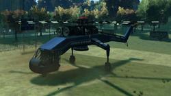 Der Transporthubschrauber aus GTA IV