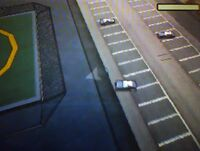 Polizeistation-Francis Intl Airport (CW) Landeplatz