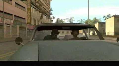 GTA San Andreas - Mission