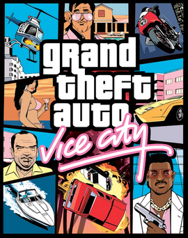 Vice-City-Verpackung