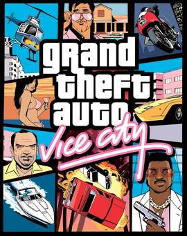 Vice-City-Verpackung