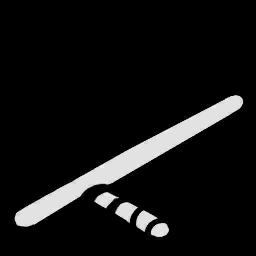 Schlagstock-Icon, SA