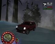 VIP mod Cadillac
